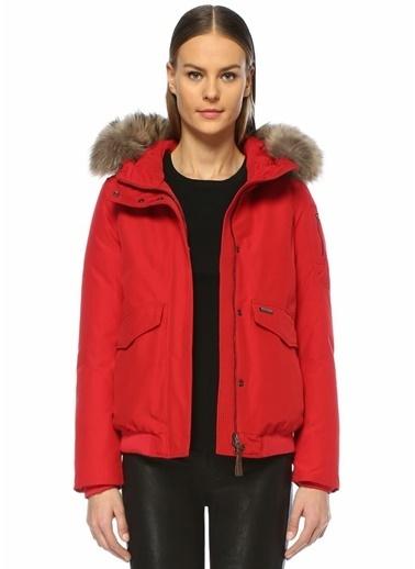 Woolrich Mont Kırmızı